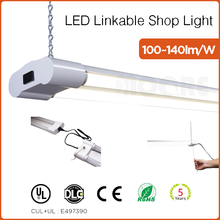 LED Linkable Shop Light 5ft